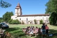 Lagrange - Eglise Saint Pierre de Juliac - TER