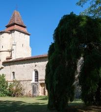 Lagrange - Eglise Saint Pierre de Juliac (9)