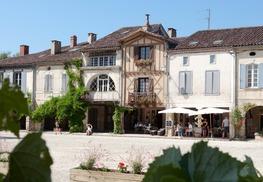 A Labastide d'Armagnac, faites la ronde des châteaux - Labastide-d'Armagnac