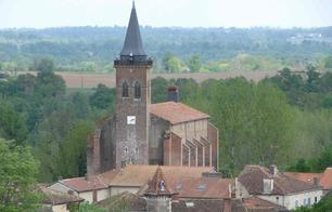 Eglise Saint-Hippolyte - Villeneuve-de-Marsan