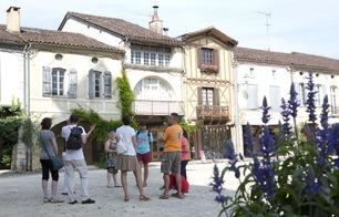 Visite commentée de la Bastide de Labastide d'Armagnac - Labastide-d'Armagnac