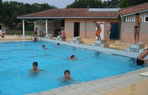 Piscine communautaire - Gabarret