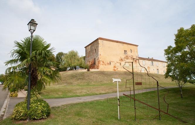 Château d'Aon 2 - Hontanx