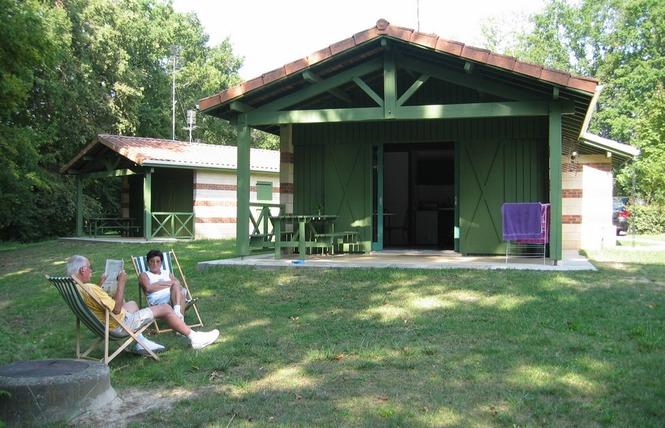 Camping Municipal la Chêneraie 1 - Gabarret