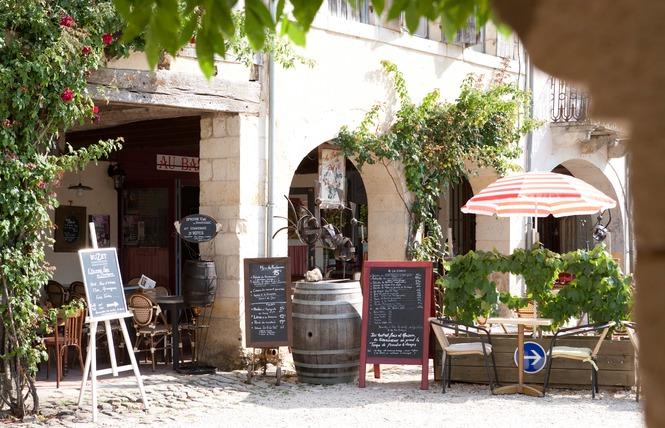Visite commentée de la Bastide de Labastide d'Armagnac 6 - Labastide-d'Armagnac