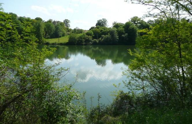 Lac de Jouandet 1 - Gabarret