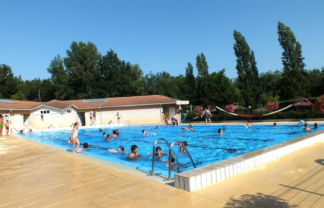 Piscine communautaire 2 - Gabarret