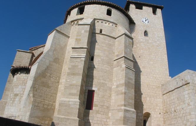 Eglise Sainte-Marie 4 - Roquefort