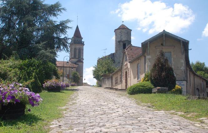 Visite commentée de la Bastide de Saint-Justin 4 - Saint-Justin