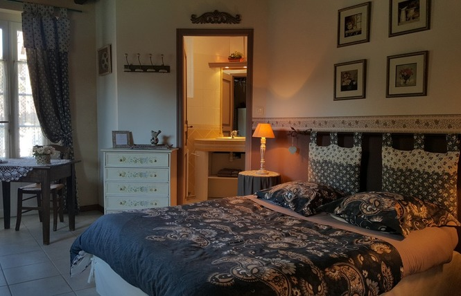 Chambres La Maillade 1 - Bourriot-Bergonce